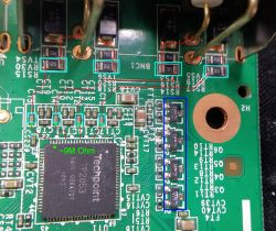 Hikvision DS-7208HQHI-F2/N/A - brak obrazu na wejściach 5-8