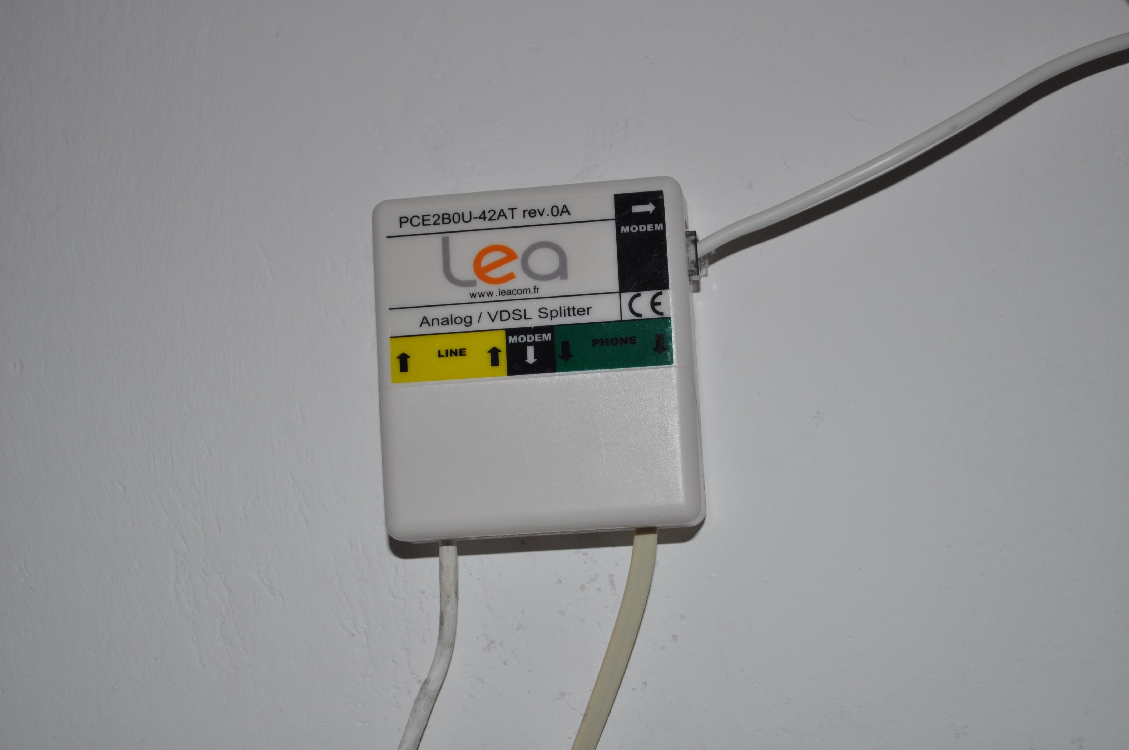 AVM FRITZ!Box Fon WLAN 7360 - Brak po��czenia z internetem VDSL Neostrada Fiber
