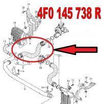 Audi A4 B8 2.0 TDI CR 143km - Świeci check engine samochód słaby dymi na czarno