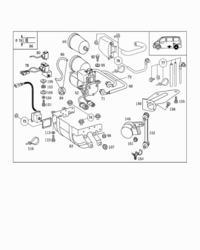 Mercedes Vito V230 - tylne zawieszenie pneumatyczne