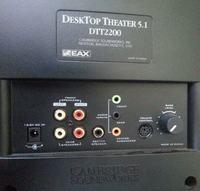 Podłączenie głośników komputerowych do telewizora