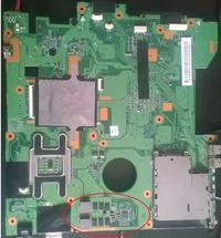 Fujitsu siemens Esprimo v6515 - Nie włącza się, brak reakcji na zasilacz