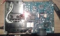 Toshiba TLP-S10 - Przerobienie lampy na xenon.