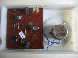 Termoregulator (producent i typ nie znany )