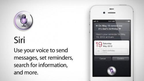 Sterowanie g�osem w iPhone 4S radzi sobie dobrze z wieloma akcentami