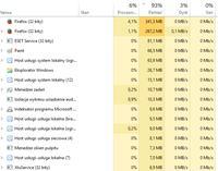 Wysokie % użycia RAM'u - komputer pomija okolo 4GB RAM'u