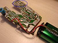 [Wędkarstwo] Elektroniczny signalizator brań. Identyfikacja elementu opto