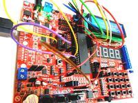 """Arduino""""Funfuino"""" czy EvB ATmega16-32"""