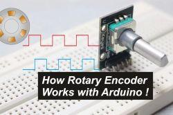 Jak korzystać z impulsatora (enkodera impulsowego) podłączonego do Arduino