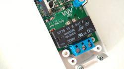 Bezprzewodowy regulator temperatury Auraton 2025 RTH przerwy w komunikacji