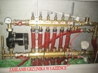 vaillant 186/3-5 - Wysoka temperatura na powrocie kondensat i podłogówka