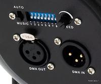 Ustawienie dipów PAR64 pod DMX