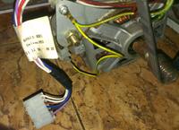 Gorenje WA 801 N - Pralka po nabraniu wody nie obraca bębnem