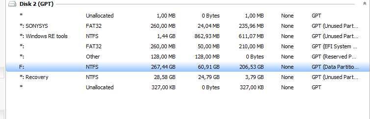 Podzia� na partycje w Windows 8 - Zmiana wielko�ci