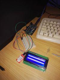 Brak wyświetlania na LCD i2c z dht22