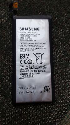 Samsung Galaxy S6 SM-G935F - bateria szybko rozładowuje się po wymianie