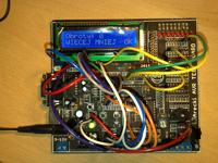 P�ytka Testowa ATMEGA 8 replika ZL2AVR