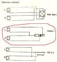 Jak przenieść jeden kanał do drugiej słuchawki?