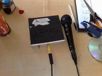 Przedwzmacniacz do mikrofonu dynamicznego szybko i tanio.