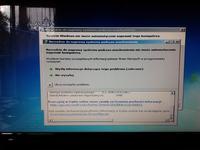 Lenovo G580 - błąd systemu i instalacji sterowników