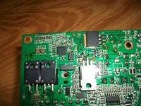 Logitech Z906 - uszkodzony zasilacz - potrzebne wartości kilku rezystorów