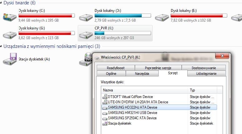 Dekoder Mini HD 2000 Cyfrowy Polsat - nagrywanie USB