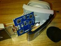 Jaybird sb2 - jedna słuchawka - cały komplet bo cewka zniszczona