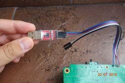 Router Huawei b593-s22 po burzy swieci tylko power