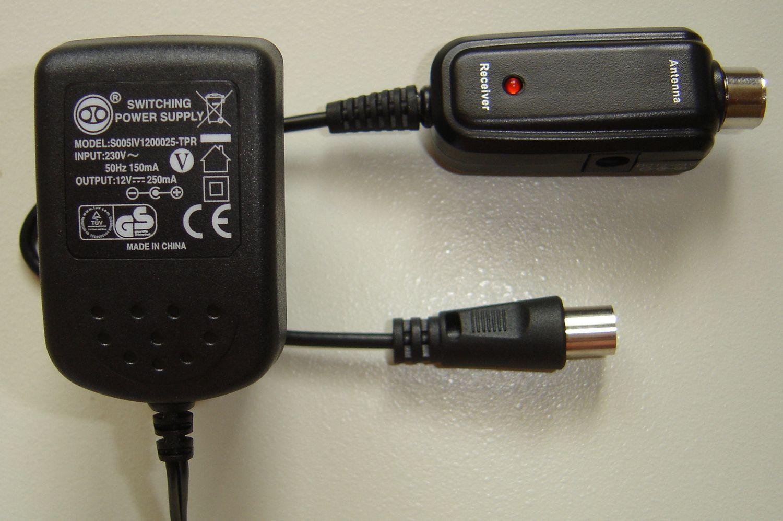 DVB-T WIWA HD-85 + antena WIWA AN200 skacz�ca jako�� max. si�a