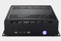 Realan E-K3 - niskoprofilowa obudowa Mini-ITX z 4 portami RS232