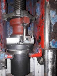 Hofmann GS-2,5 - Potrzebne informacje o montażu nakrętek.