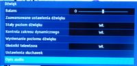 Głośniki Creative 2.1, a telewizor Toshiba 40RL939