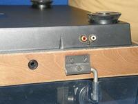 Unitra Fonica GS 424 - Monta� gniazd RCA - brumienie