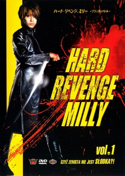 Hard Revenge Milly (2008) PL.DVDRip.XViD-G0M0Ri45