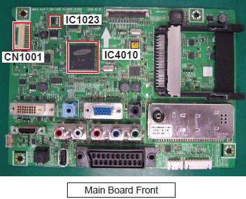 Samsung SyncMaster P2470HD - zawiesza się.