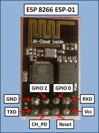 Bezprzewodowy miernik wilgotności i temperatury oparty na ESP8266