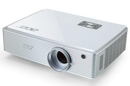 Acer K520 - hybrydowy projektor LED-Laser