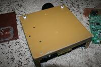MOD projektora NEC VT59 na LED CREE XHP50
