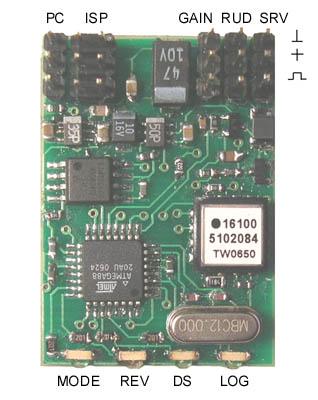 �yroskop modelarski z funkcj� Head Lock