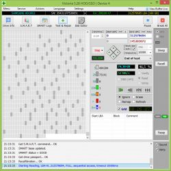 Ocena SMART z CDI 4 dysków HDD