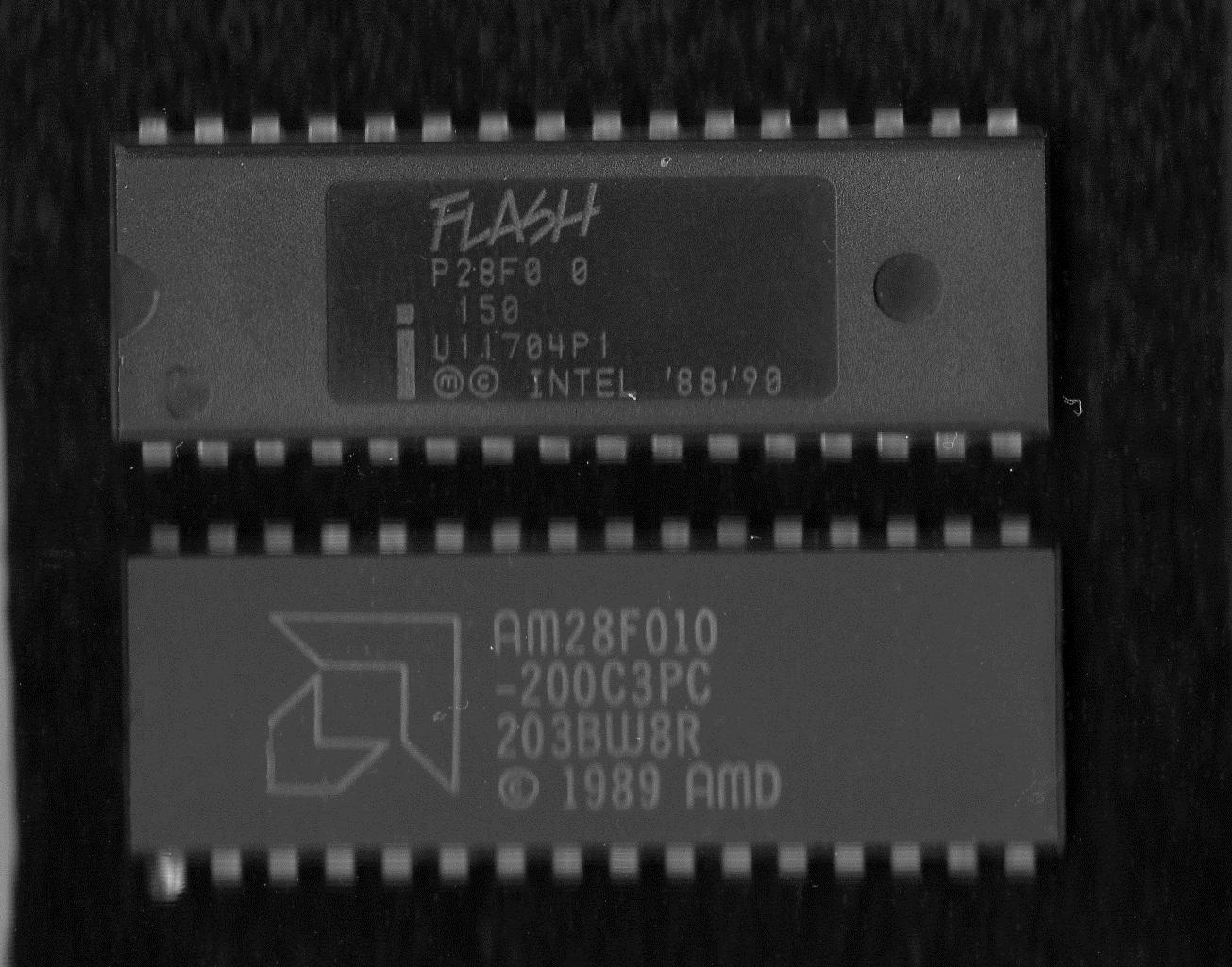 Programator Willem 7.1  - b��d przy programowaniu pami�ci Flash 28F010
