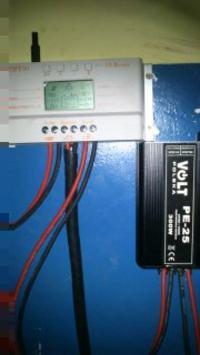 Monitoring i alarm na solarach -