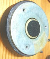 TONSIL SCHERZO 120 - wymiana głośników wysokotonowych