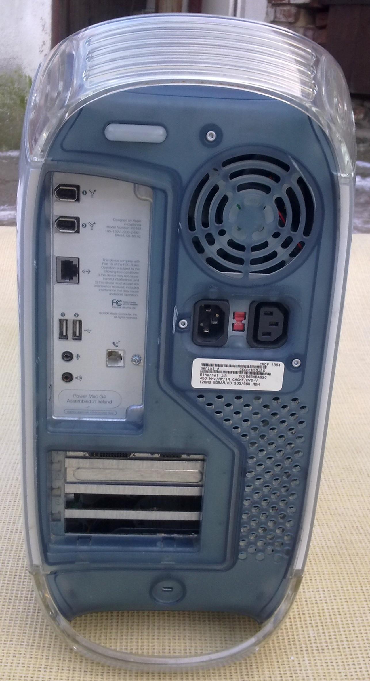 [Kupi�] Stary hardware - Mac, Amiga, pierwsze PC.