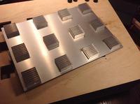 Naświetlarka do płytek PCB 12 LED UV