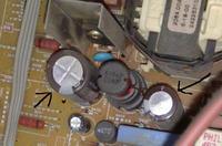Czy rozmiar kondensatora o takich samych parametrach ma jakies znaczenie