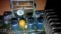 Bosch 0 538 201 045 - uszkodzony sterownik po odwróceniu zasilania