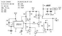 Elektroniczy przerywacz 6V- kierunkowskazy mrugają w rytm iskry