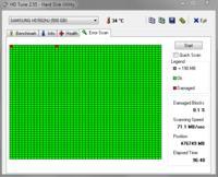 Dysk SAMSUNG HD502HJ (500GB) - ocena wynik�w test�w