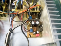 Wzmacniacz LM3886 + TDA7318 by RS6000